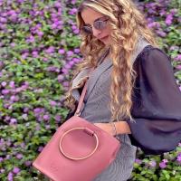 FRIDA ROSA 💞  ÚLTIMA UNIDAD DISPONIBLE.  www.dancrisbags.com   Infórmate sin compromiso 😁  . . . . . . .  #otoño #cute #invierno #love #instagood #bolso #bag #fashion #leather #art #happy #design #piel #españa #andalucia #cadiz #ubrique #style #branding #cuir #beautiful #photooftheday #fashionbag #madeinspain #madeinubrique #dancris #dancrisspain #dancrisubrique