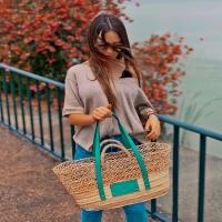 ¿Aún no conoces nuestras cestas?   Disponibles en tres tamaños y en tonos burdeos, verde y marrón ⬇️  www.dancrisbags.com   . . . . . . .  #artesania #capazospersonalizados #verano #love #capazos #bolsos #moda #bag #fashion #leather #cestas #happy #design #bag #piel #bolsospiel #españa #andalucia #cadiz #ubrique #style #branding #cuir #beautiful #photooftheday #zara #madeinspain #madeinubrique #dancris #dancrisbags